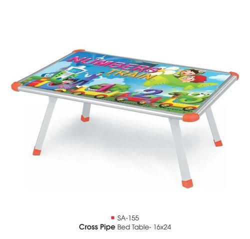 Sa-155 Cross Pipe Bed Table (16x24) Printed Box
