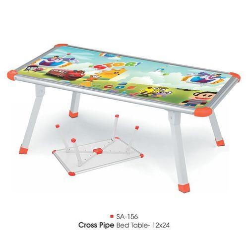 Sa-156 Cross Pipe Bed Table  (12x24) Printed Box