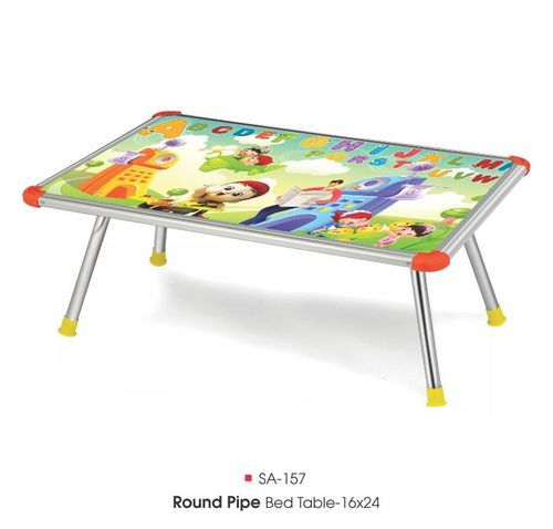 Sa-157 Round Pipe Bed Table (16x24)