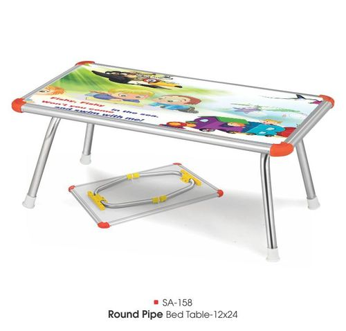 Sa-158 Round Pipe Bed Table (12x24)