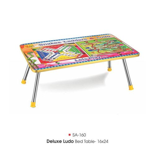 Sa-160 Deluxe Ludo Bed Table 16x24