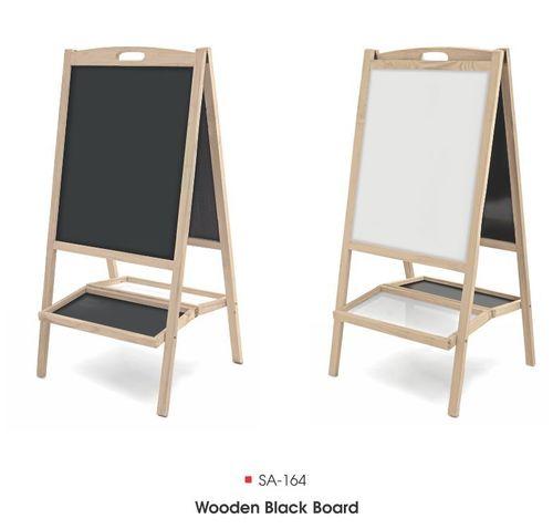 Sa-164 Wooden Black Board