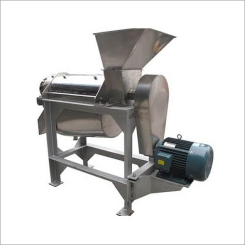 Semi Automatic Herbal Juice Extractor Machine