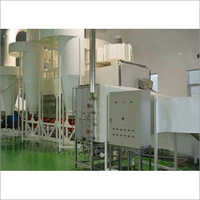 Industrial Coconut Processing Plant