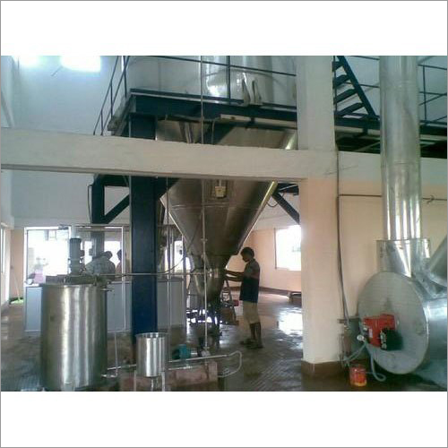 Dry Coconut Oil Processing Machine