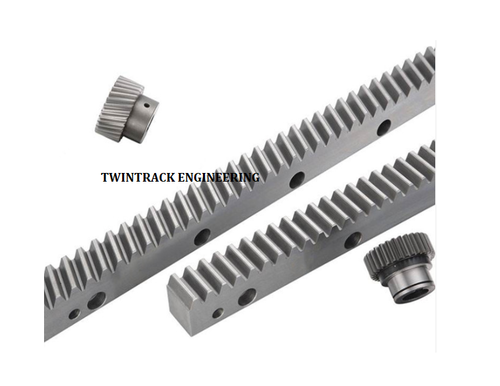 Industrial Rack And Pinion