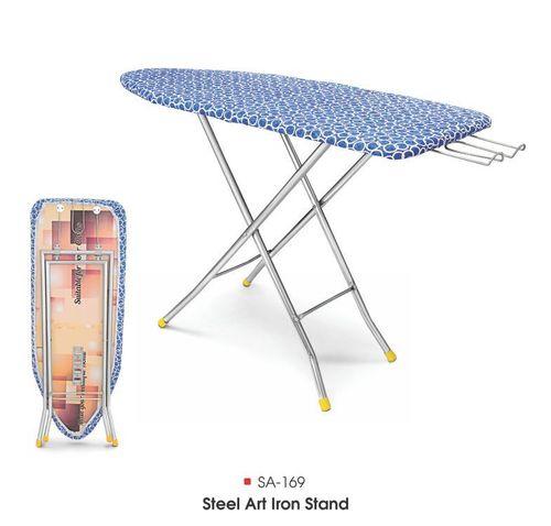 SA-169 Steelart Iron Stand 18x48''