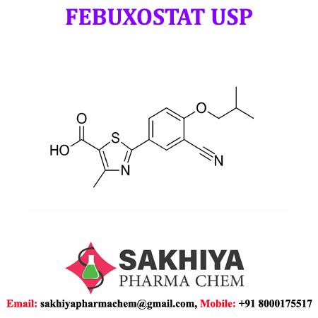 Febuxostate