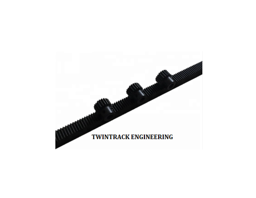 Aluminum Rack And Pinion