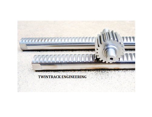 Rack And Pinion For