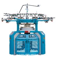 QD - Series Double Jersey Knitting Machine