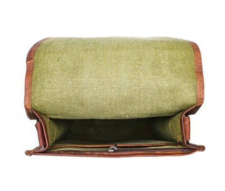 Goat Vintage Leather Bags