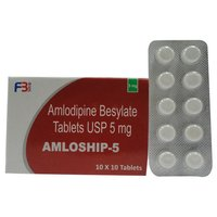 Amlodipine Besylate Tablets