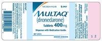 Dronedarone (as Hydrochloride) Tablets