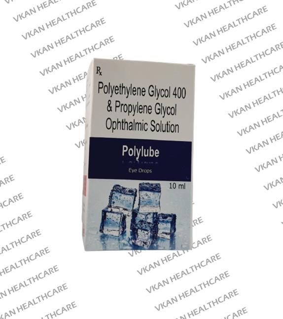 Polyethylene Glycol 400NF 0.4% w/v + Propylene Glycol 0.3% w/v