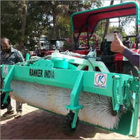Tractor Mounted Road Broomer And Sweeper