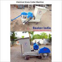 Electric Groove Cutting Machine