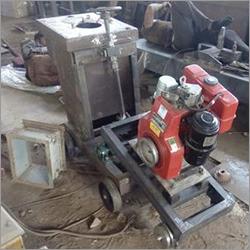 Curb Road Cutting Machine