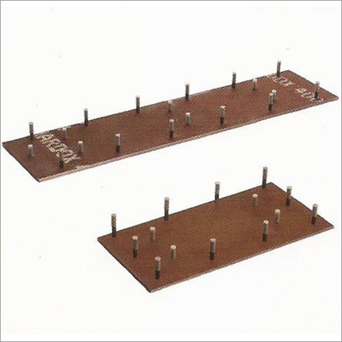 Screed Plates And Pan Plates