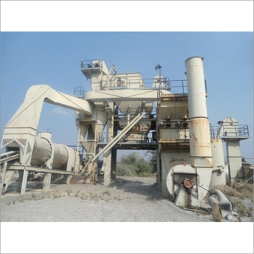 Hot Mix and Drum Mix Plant