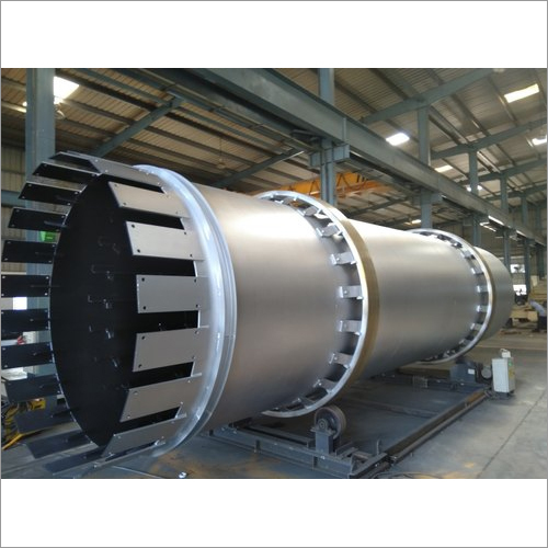 Dryer Drum For Hot Mix Plant