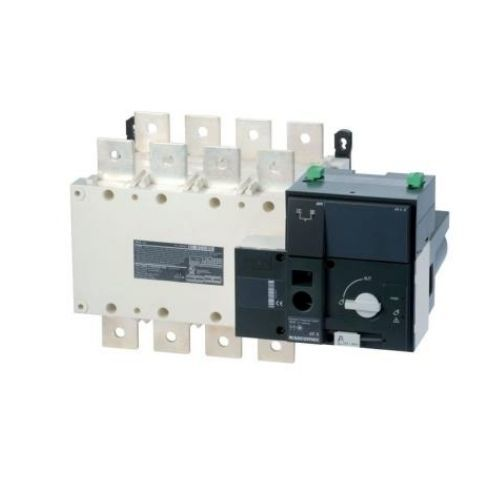 Socomec 400A ATyS r Remotely operated Transfer Switches (RTSE)