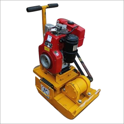 Earth Soil Compactor Machine