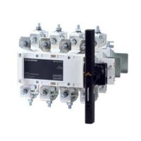 Socomec 250A 4 pole (4p) Bypass changeover switches (BCS)