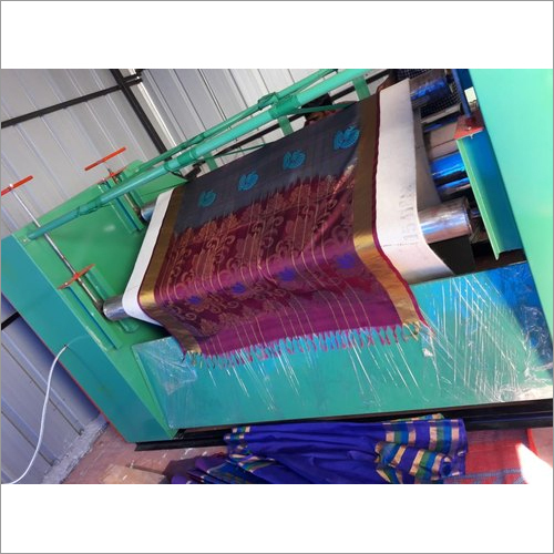 Saree Rolling Machine