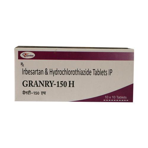 Irbesartan + Hydrochlorthiazide  Tablets