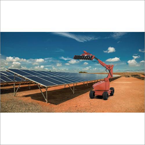 S.S. 316 Varaha Spc - Solar Panel Cleaning Robot
