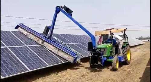 Varaha SPC - Solar Panel Cleaning Robot