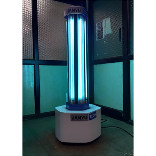 UVC-Super Blaster Robotic Disinfection System