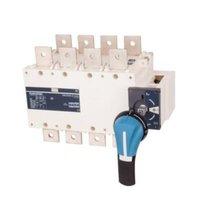 Socomec Sircover 125A Four Pole (4P / FP) Manual Transfer Switch, 415 V AC
