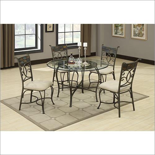 Metal Dining Room Furniture