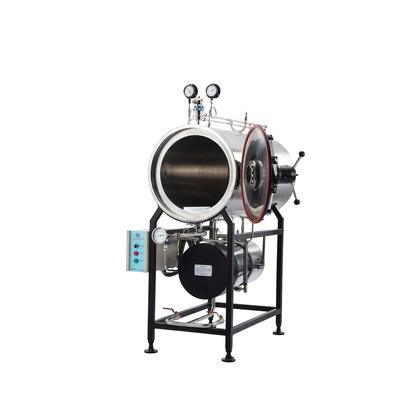 Steri Horizontal Cylindrical Steam Sterilizer