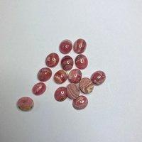 10x12mm Rhodochrosite Oval Cabochon Loose Gemstones