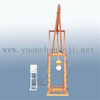 Safety Glass Impact Testing Apparatus