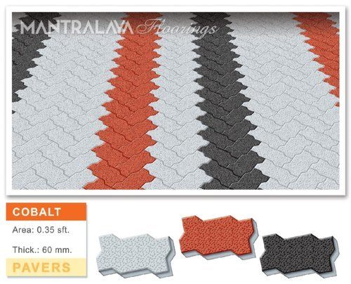 60mm Cobalt Paver Block