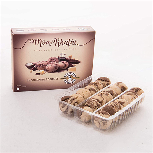 Choco Marble Cookies