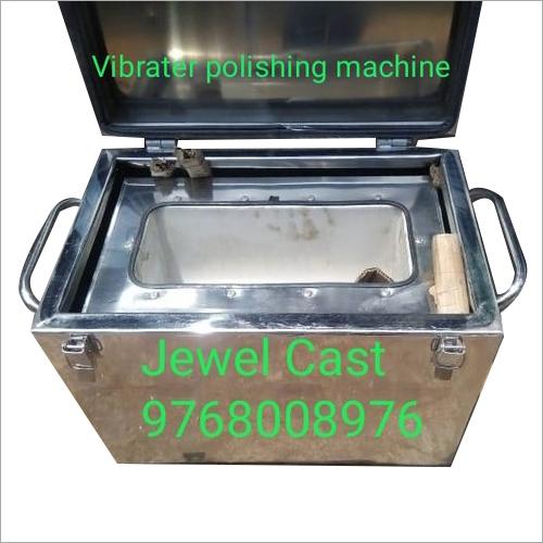 Vibrator Polishing Machine