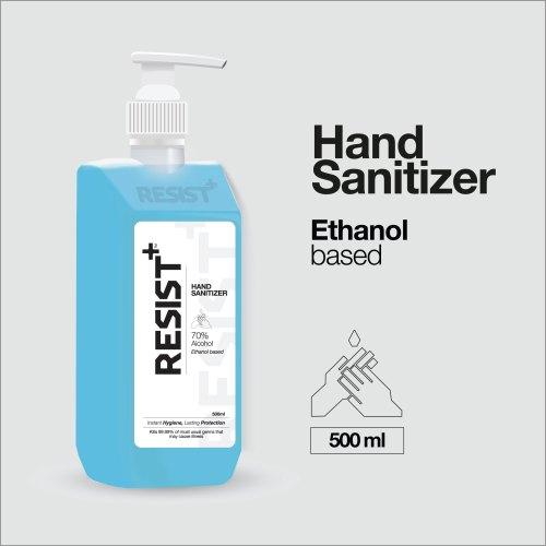 500 ML Ethanol Based Hand Sanitizer