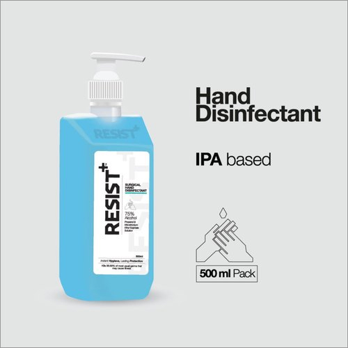 500 ML IPA Based Hand Sanitizer