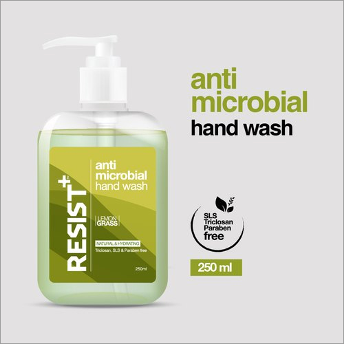 Lemon Grass Hand Wash