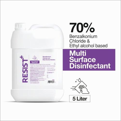 5 Litre Surface Disinfectant