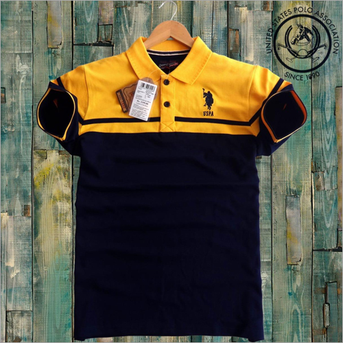 Mens Cottons Polo T shirt