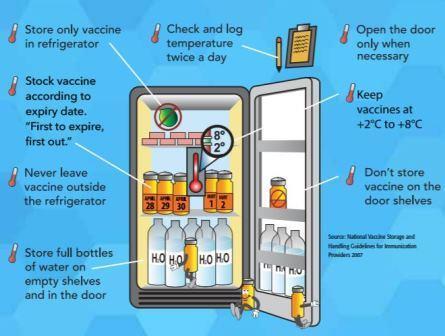 Vaccine Freezers Covid (19)