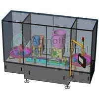 Dry Powder Filling Machine for Glass Vials