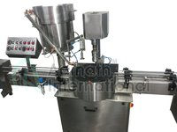 Syrup Bottle ROPP Screw Capping Machine