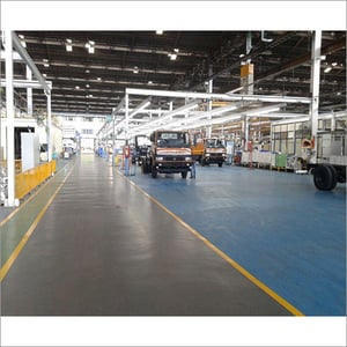 Concrete Floor Coating Services